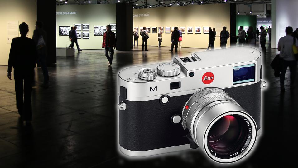 Den årlige fotomessen Photokina ble arrangert i Köln 18.-23. september.