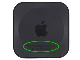 Modellnummeret sier hvilken versjon du har. I tillegg kan du sjekke på TV-en din om Apple TV-en kan spille av 1080p-innhold eller ikke.