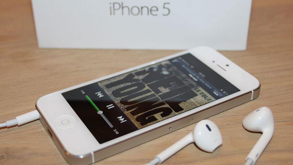 – iPhone 5-salget går dårligere enn ventet