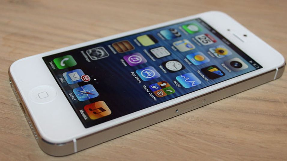 TEST: iPhone 5