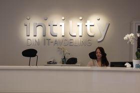 Intility profilerer seg som Din IT-avdeling.
