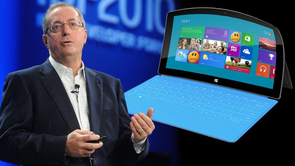 Intel tilbakeviser Windows 8-kritikken Intel-sjefen angivelig skal ha liret av seg på et personalmøte.