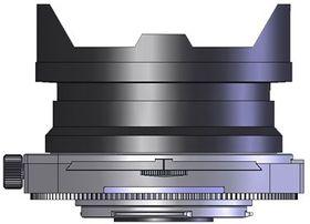 Brenner Import- und Großhandels GmbH  15 mm f/4.5.