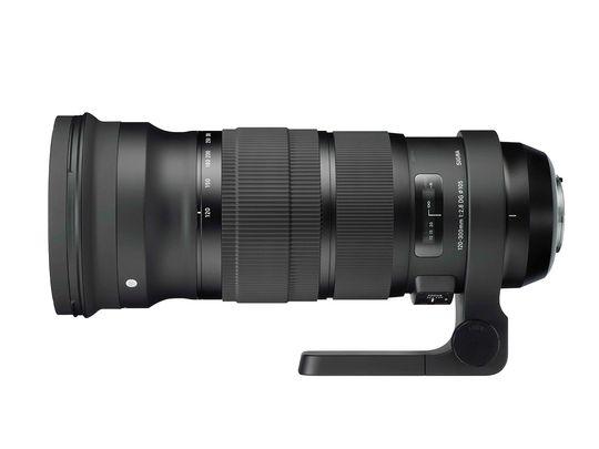 Sigma 120-300mm f/2.8 DG OS HSM.