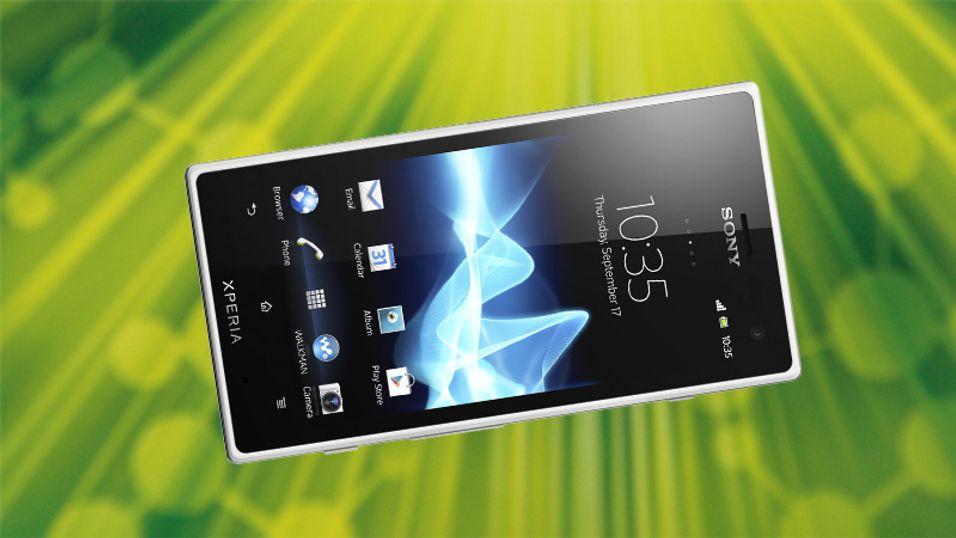 KONKURRANSE: Vant du en Sony Xperia Acro S?