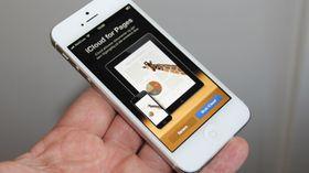 Dagens iPhone 5 er første gang Apple har beveget seg bort fra den originale skjermstørrelsen på 3,5 tommer.