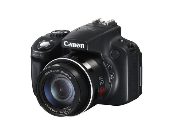 Canon PowerShot SX50.