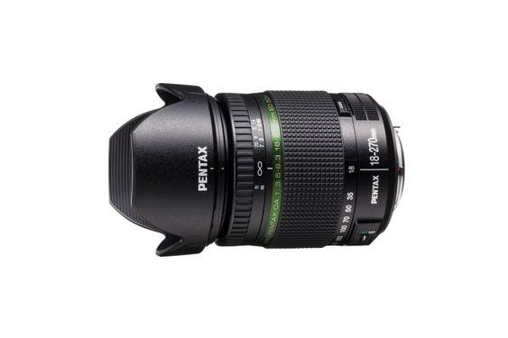 Pentax DA 18-270mm f/3.5-6.3 ED SDM.