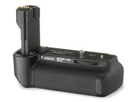 Slik ser et batterigrep ut - til Canon.