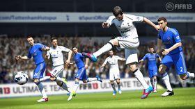 FIFA 13 ble slupped 27. september.