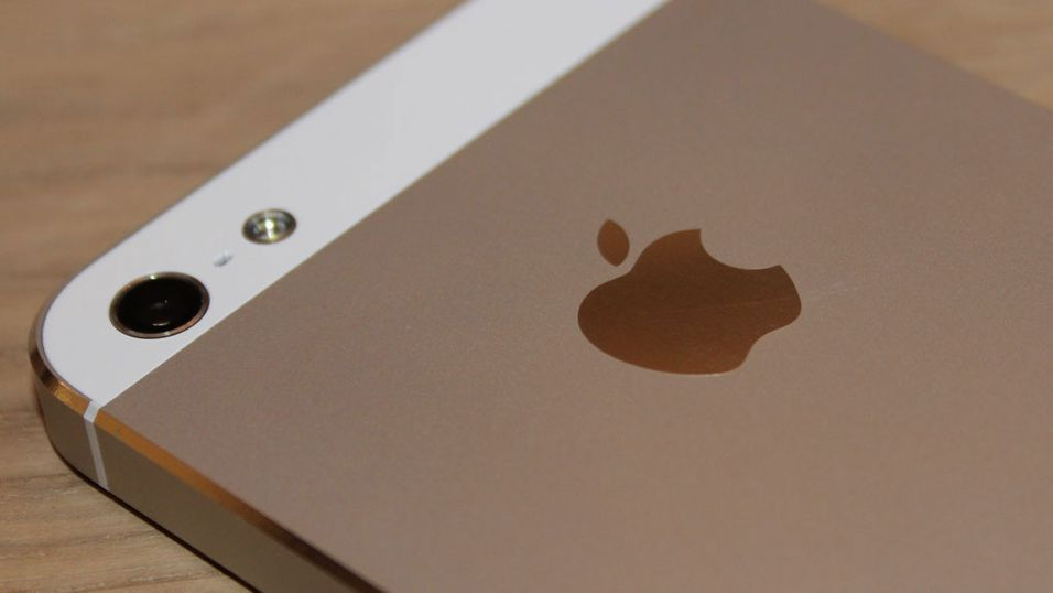 iPhone 5, et lite stykke Norge