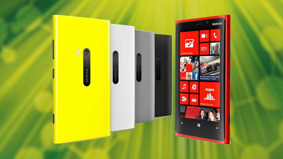 KONKURRANSE: Se hvem som vant en Nokia Lumia 920
