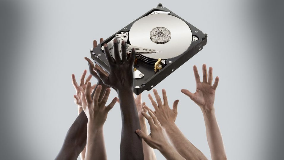 Alle ser ut til å ville ha harddisker, selv om prisene fortsatt er høye.