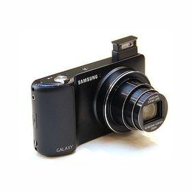 Samsung Galaxy Camera ligner på et vanlig kompaktkamera.