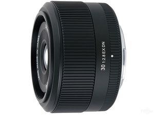 Sigma 30mm F2.8 EX DN for microFourThirds