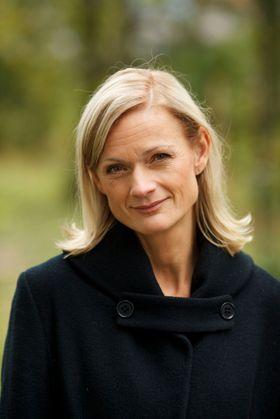 Hanne Løvstad, direktør i MyCall.