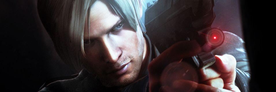 Får ikke startet PSN-utgaven av Resident Evil 6