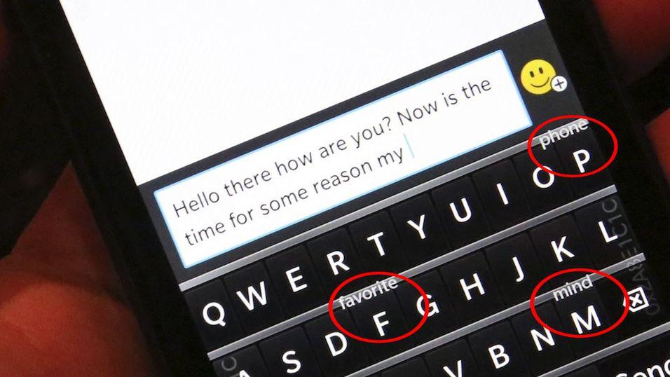 Comeback for BlackBerry?