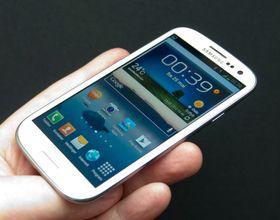 Lydkvaliteten fra Samsung Galaxy S III er svært god, og telefonen har innebygget støtte for høykvalitets FLAC-filer.