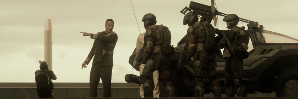 Lengtar du etter Halo-film?