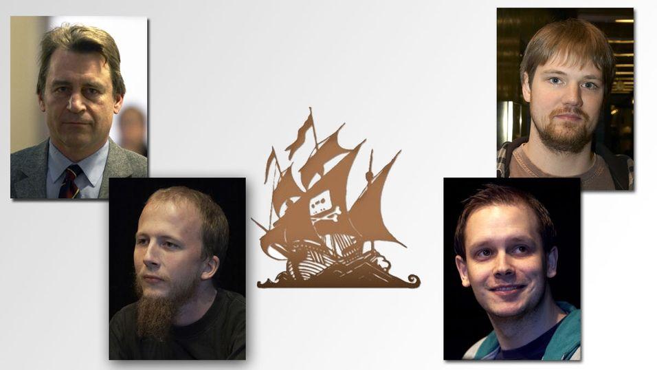 Dette skjedde med de Pirate Bay-dømte