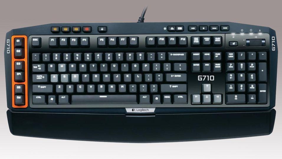 Logitech har endelig kommet med et mekanisk tastatur.