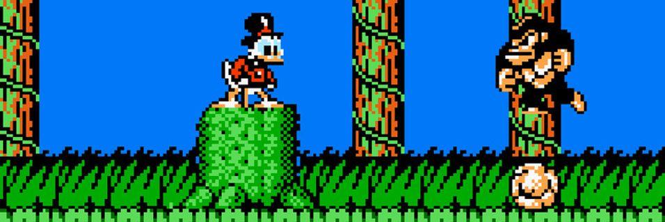 Ukens podkast: Gamle Disney-spill fra Capcom