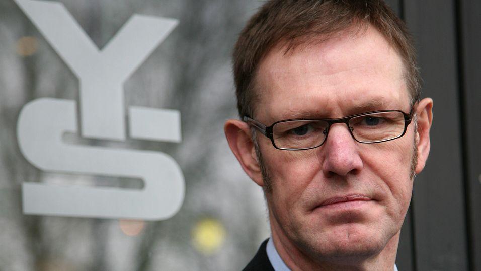Mindre interesse for faglig engasjement bekymrer YS-leder Tore Eugen Kvalheim.