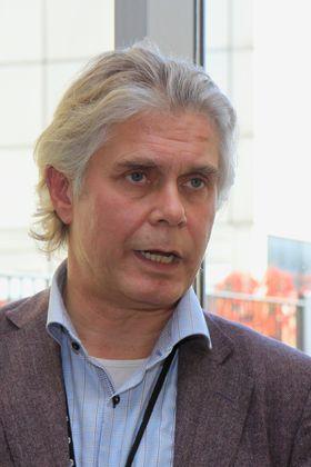 Forsker Karl Øyri ved Oslo Universitetssykehus.