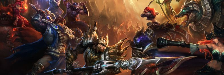 Riot Games bøtelegger League of Legends-juksere