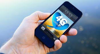 Salget av 4G-mobiler eksploderer