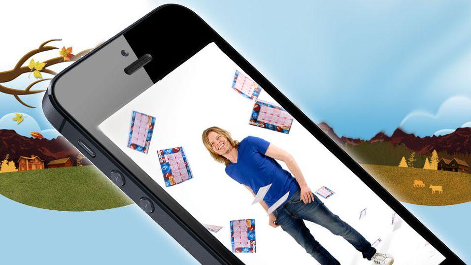TIPS: Send inn Lotto-kupongen din selv