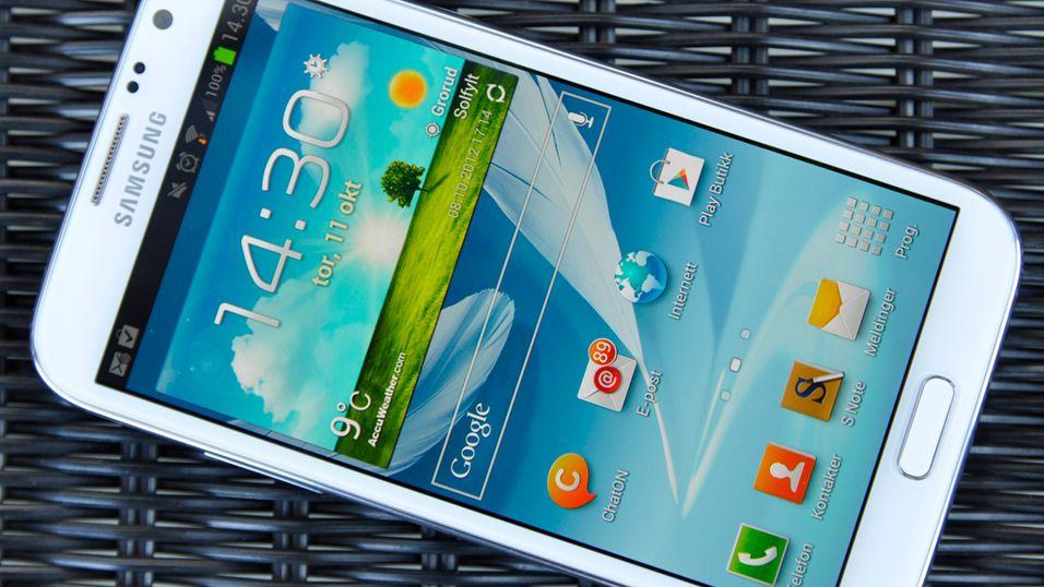 Samsungs sikkerhetshull tettet