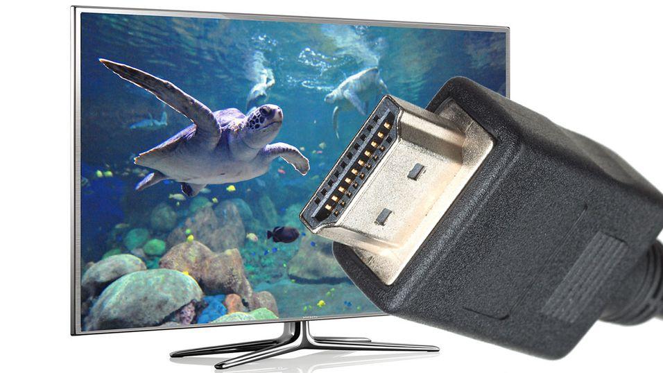 Det finnes mange forskjellige HDMI-kabler.
