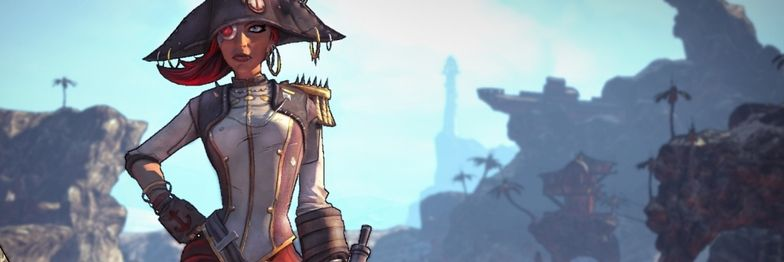 Piratane inntek Borderlands 2
