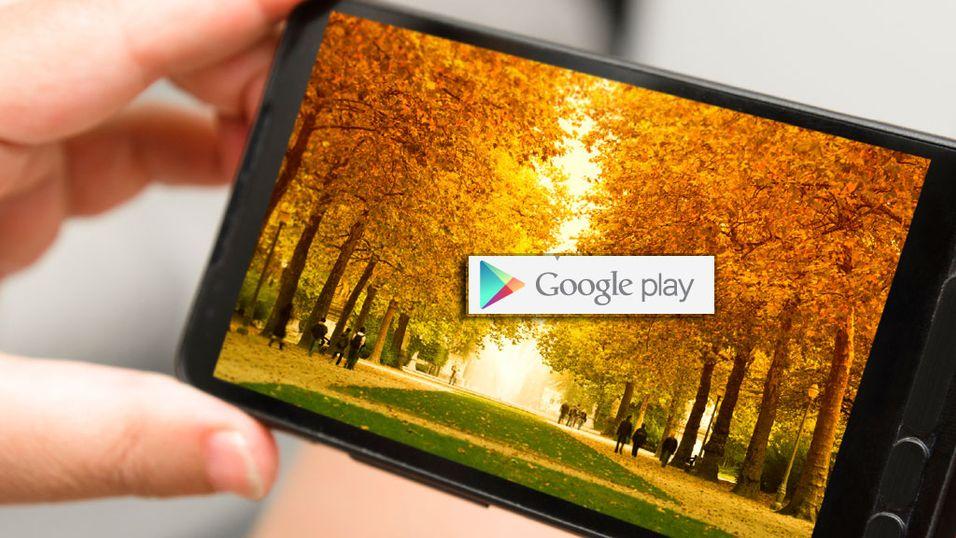 Skaff deg høstens nye Android-apper