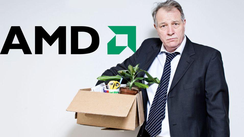 Mange kan miste jobben sin i løpet av de neste ukene hos AMD.