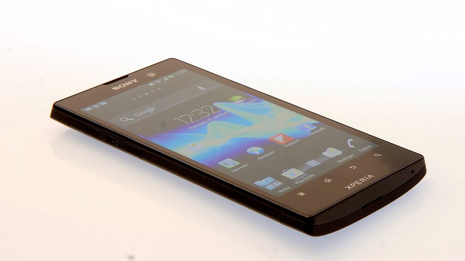 TEST: Sony Xperia Ion LT28h