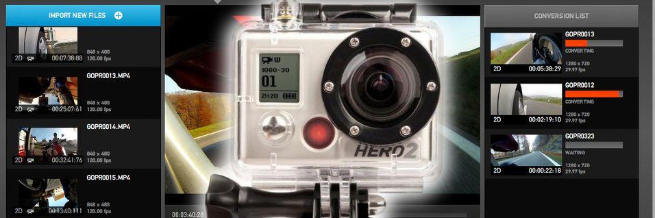 Nå blir GoPro Hero2 enda råere