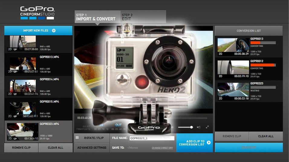 Nå blir GoPro enda råere