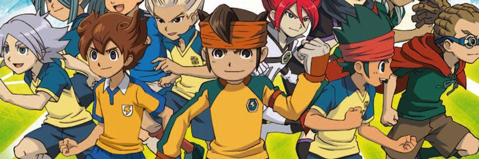 ANMELDELSE: Inazuma Eleven Strikers
