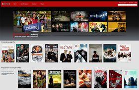 Netflix Danmark.