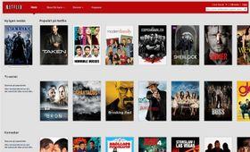 Netflix Sverige.