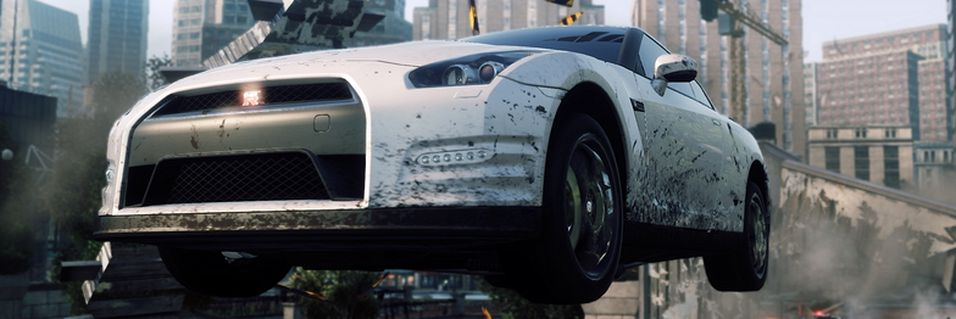 SNIKTITT: Need for Speed: Most Wanted