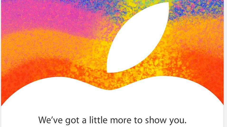 Apple bekrefter lansering 23. oktober