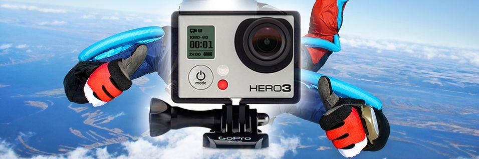 GoPro klinker til
