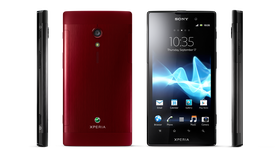 Sony Xperia Ion LT28h.