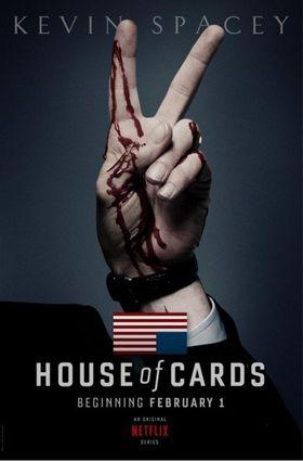 I 2013 vil Netflix komme med flere egne ekslusive serier. House of Cards med Kevin Spacey er først ut.