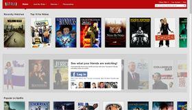 Netflix skylder på langsiktige avtaler mellom de tradisjonelle tv-selskapene og rettighetshaverne for det litt labre utvalget.