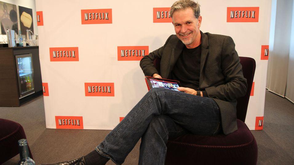 Netflix: – Derfor valgte vi Norge